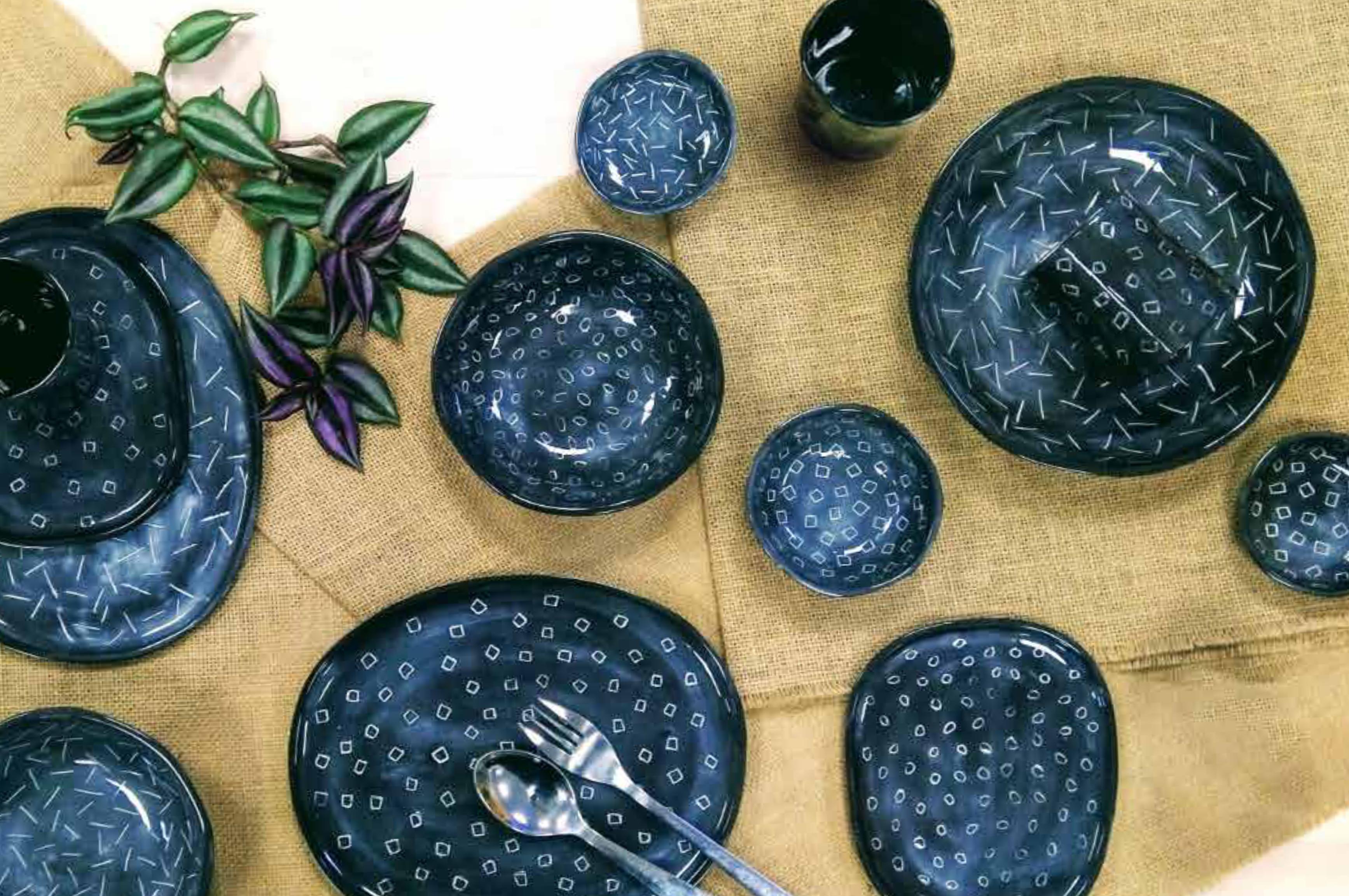 釉雕陶系列